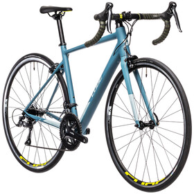 Cube Axial WS Dames, blauw/turquoise